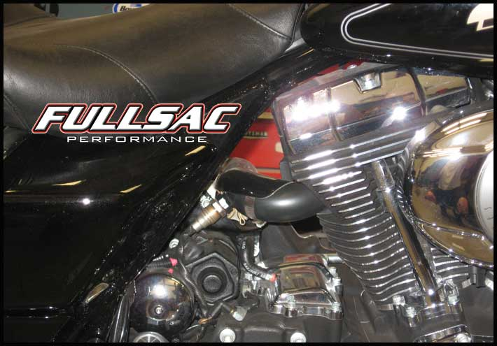 True Dual Conversion Kit FLH Touring